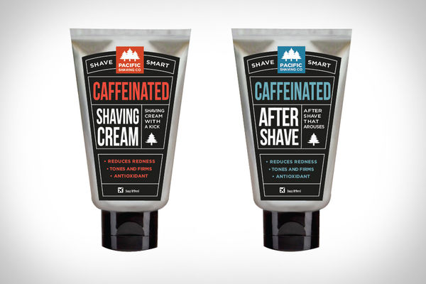Java Shaving Cream