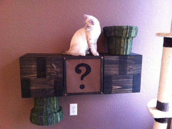 Gamer Cat Platforms