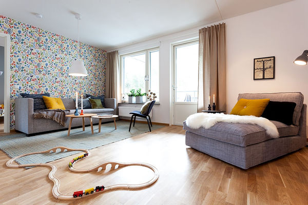 Chic Child-Friendly Homes