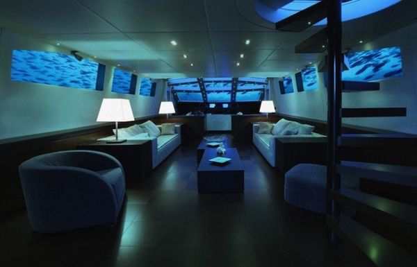 Luxury Underwater Getaways