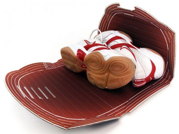 Sprinter Sneaker Branding