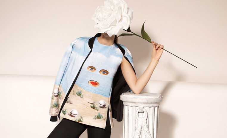 Bizarre Surreal Art Apparel