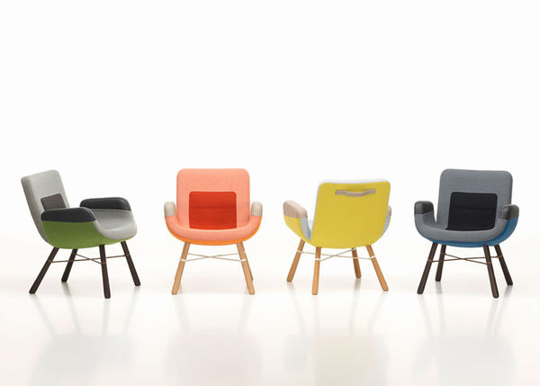 Chromatic Leather Seating