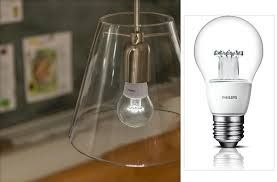 Clear Eco-Conscious Lightbulbs