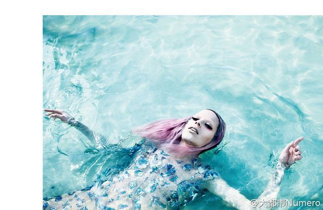 Pastel Mermaiden Editorials