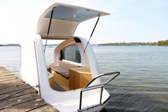 Boat-Infused Caravans