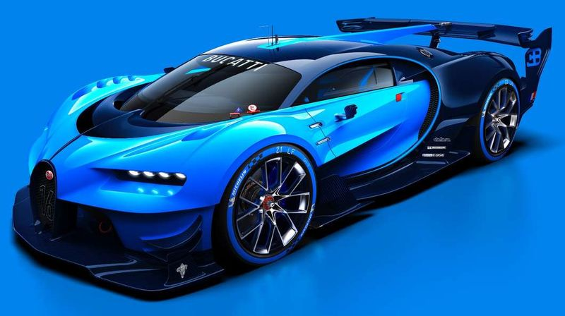Distinctive Racing Cars