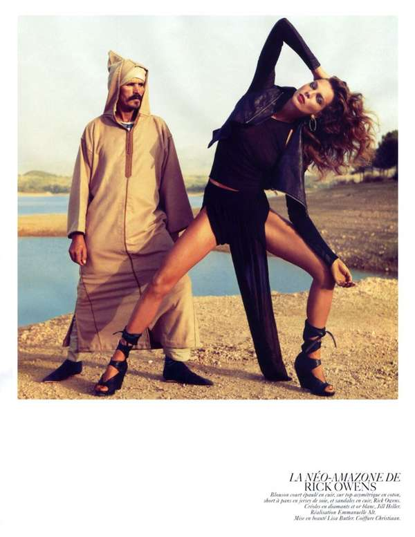 Desert Disco Fashion